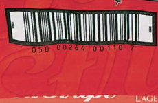 Barcode distortion
