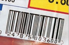 Print head failure - barcodes
