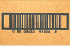 Barcode substrate quality