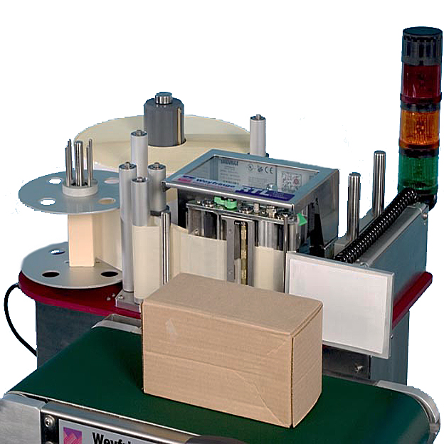 RTL Print and Apply Label Applicator - Side Apply