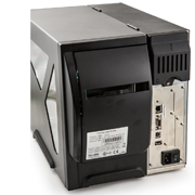 Touchscreen label printer