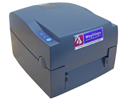 V Series barcode and label printer